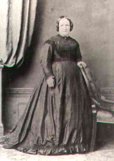 Sarah Weller nee Brion (1826-1905)